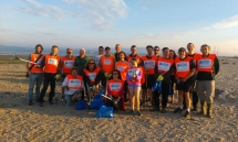 Dollymount Beach Clean Up