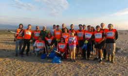 Dollymount Beach Clean Up