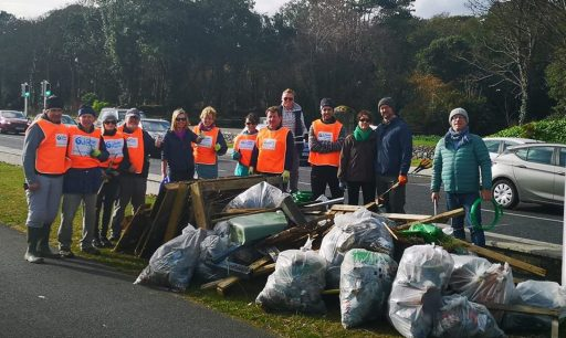 Volunteer Clean Up Dublin