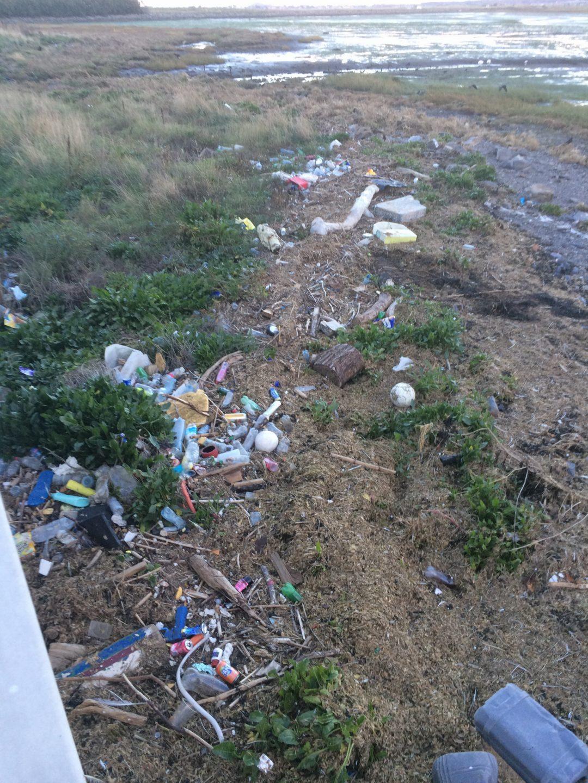 Plastic beach Ireland