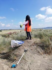 Youth Beach Clean Dublin