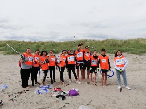 Student volunteer Dublin