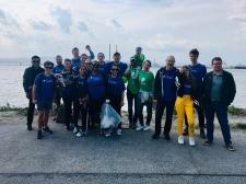 Paypal volunteers on Dollymount Beach